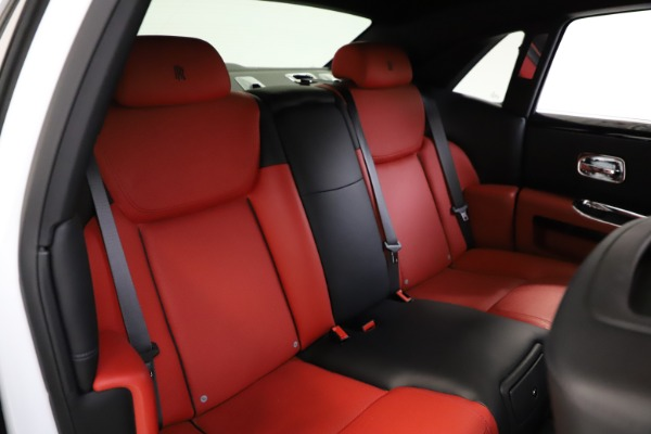 Used 2017 Rolls-Royce Ghost for sale $209,900 at Bugatti of Greenwich in Greenwich CT 06830 18