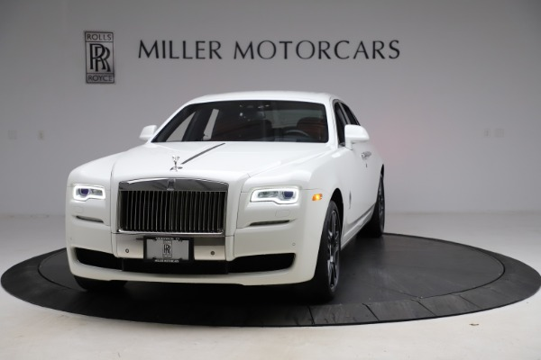 New 2017 Rolls-Royce Ghost for sale Sold at Bugatti of Greenwich in Greenwich CT 06830 2