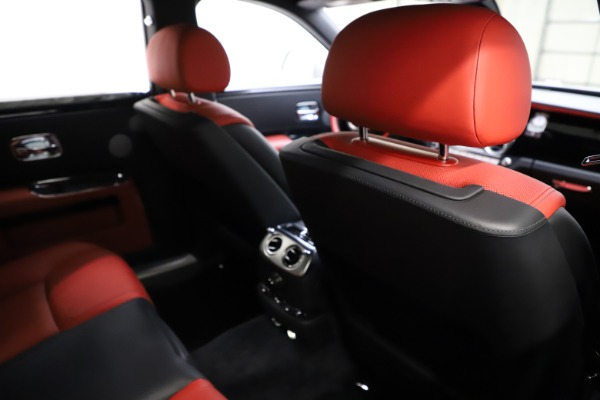Used 2017 Rolls-Royce Ghost for sale $209,900 at Bugatti of Greenwich in Greenwich CT 06830 22