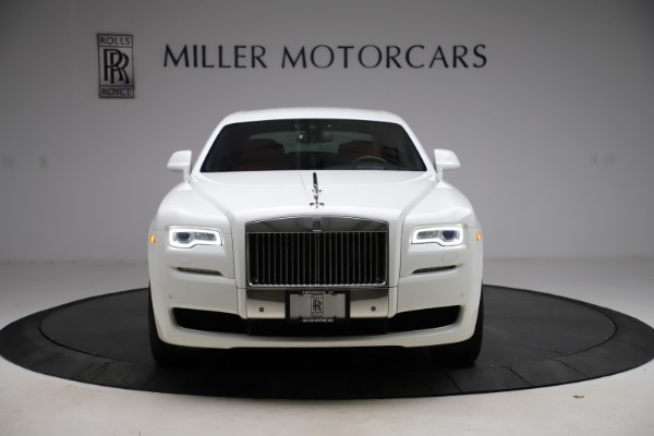 Used 2017 Rolls-Royce Ghost for sale $209,900 at Bugatti of Greenwich in Greenwich CT 06830 3