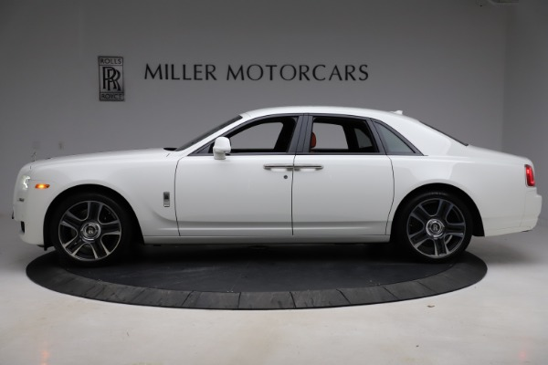Used 2017 Rolls-Royce Ghost for sale $209,900 at Bugatti of Greenwich in Greenwich CT 06830 4