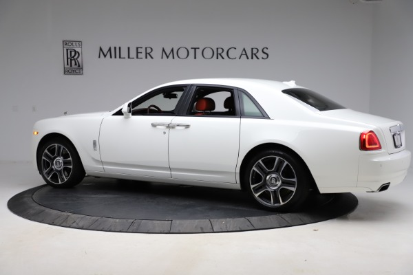 Used 2017 Rolls-Royce Ghost for sale $209,900 at Bugatti of Greenwich in Greenwich CT 06830 5