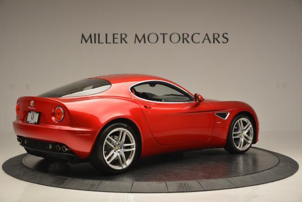 Used 2008 Alfa Romeo 8C for sale Sold at Bugatti of Greenwich in Greenwich CT 06830 8