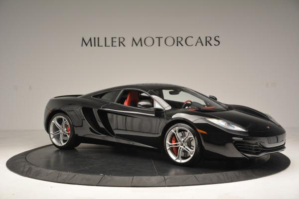 Used 2012 McLaren MP4-12C Coupe for sale Sold at Bugatti of Greenwich in Greenwich CT 06830 10