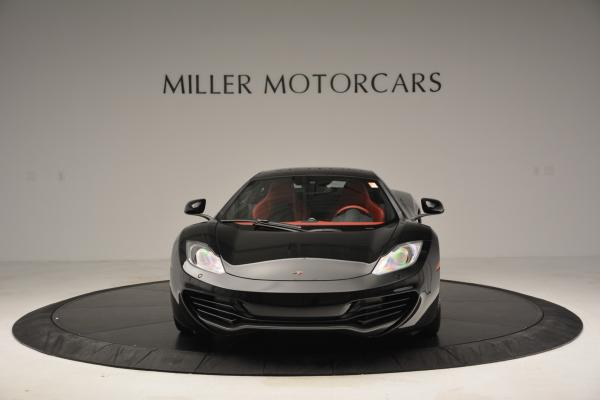 Used 2012 McLaren MP4-12C Coupe for sale Sold at Bugatti of Greenwich in Greenwich CT 06830 12