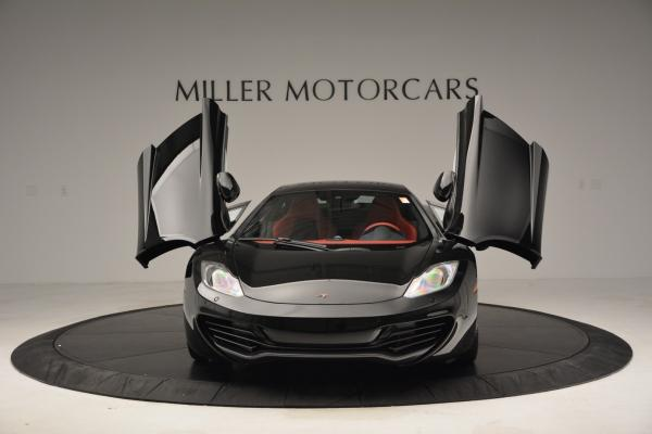 Used 2012 McLaren MP4-12C Coupe for sale Sold at Bugatti of Greenwich in Greenwich CT 06830 13
