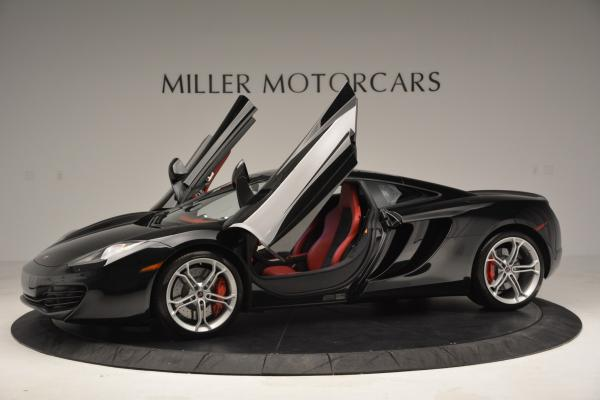 Used 2012 McLaren MP4-12C Coupe for sale Sold at Bugatti of Greenwich in Greenwich CT 06830 14