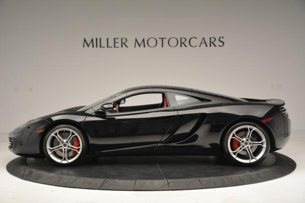 Used 2012 McLaren MP4-12C Coupe for sale Sold at Bugatti of Greenwich in Greenwich CT 06830 3