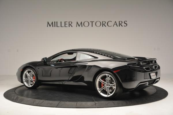 Used 2012 McLaren MP4-12C Coupe for sale Sold at Bugatti of Greenwich in Greenwich CT 06830 4