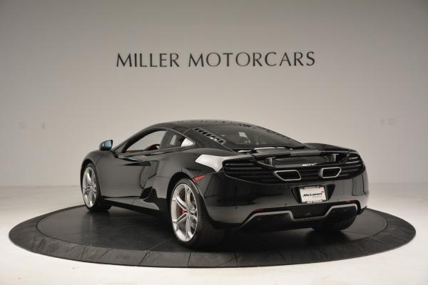 Used 2012 McLaren MP4-12C Coupe for sale Sold at Bugatti of Greenwich in Greenwich CT 06830 5