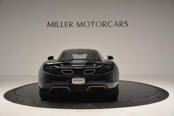 Used 2012 McLaren MP4-12C Coupe for sale Sold at Bugatti of Greenwich in Greenwich CT 06830 6