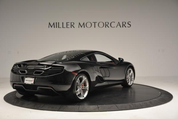 Used 2012 McLaren MP4-12C Coupe for sale Sold at Bugatti of Greenwich in Greenwich CT 06830 7
