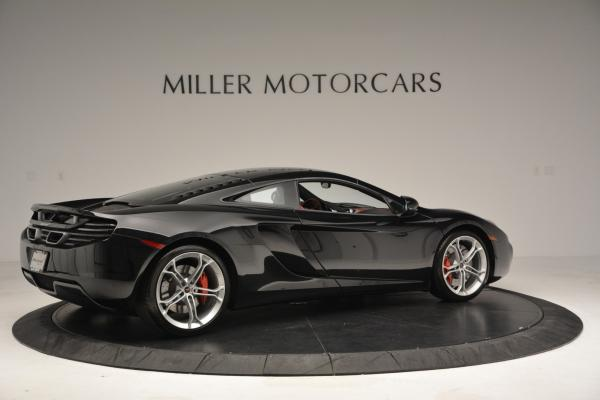 Used 2012 McLaren MP4-12C Coupe for sale Sold at Bugatti of Greenwich in Greenwich CT 06830 8