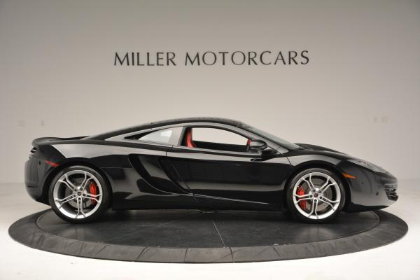 Used 2012 McLaren MP4-12C Coupe for sale Sold at Bugatti of Greenwich in Greenwich CT 06830 9