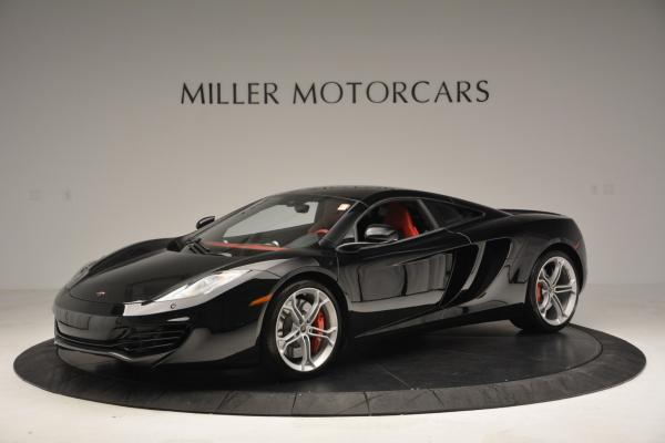 Used 2012 McLaren MP4-12C Coupe for sale Sold at Bugatti of Greenwich in Greenwich CT 06830 1