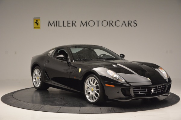 Used 2008 Ferrari 599 GTB Fiorano for sale Sold at Bugatti of Greenwich in Greenwich CT 06830 11