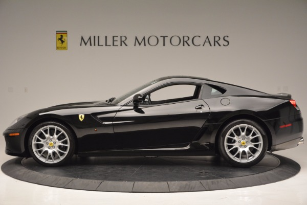 Used 2008 Ferrari 599 GTB Fiorano for sale Sold at Bugatti of Greenwich in Greenwich CT 06830 3