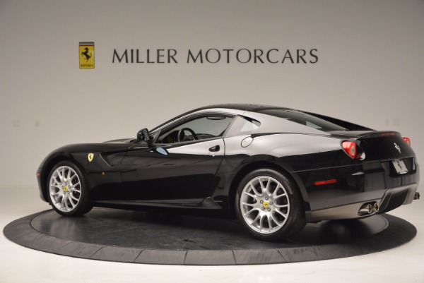 Used 2008 Ferrari 599 GTB Fiorano for sale Sold at Bugatti of Greenwich in Greenwich CT 06830 4