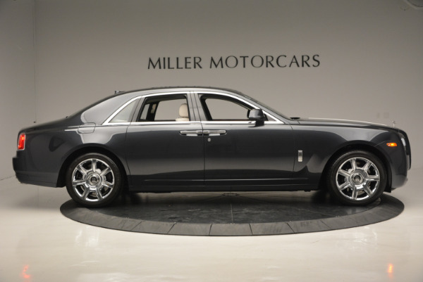 Used 2013 Rolls-Royce Ghost for sale Sold at Bugatti of Greenwich in Greenwich CT 06830 10
