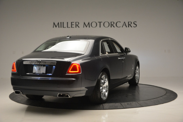 Used 2013 Rolls-Royce Ghost for sale Sold at Bugatti of Greenwich in Greenwich CT 06830 8