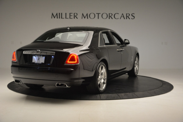 Used 2016 Rolls-Royce Ghost Series II for sale Sold at Bugatti of Greenwich in Greenwich CT 06830 7