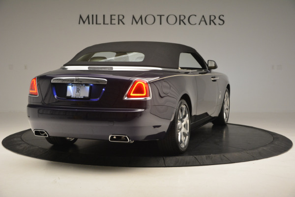 New 2016 Rolls-Royce Dawn for sale Sold at Bugatti of Greenwich in Greenwich CT 06830 21