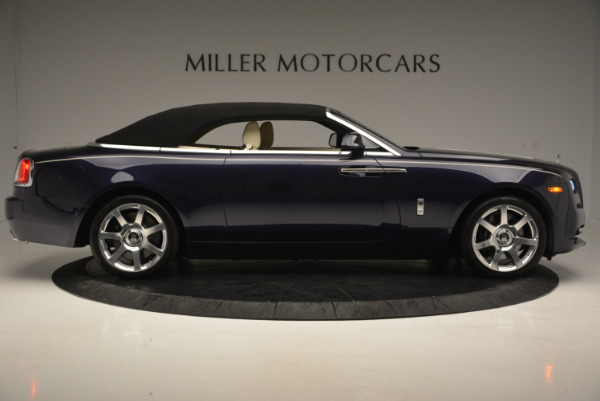New 2016 Rolls-Royce Dawn for sale Sold at Bugatti of Greenwich in Greenwich CT 06830 23