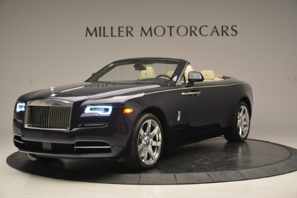 New 2016 Rolls-Royce Dawn for sale Sold at Bugatti of Greenwich in Greenwich CT 06830 3