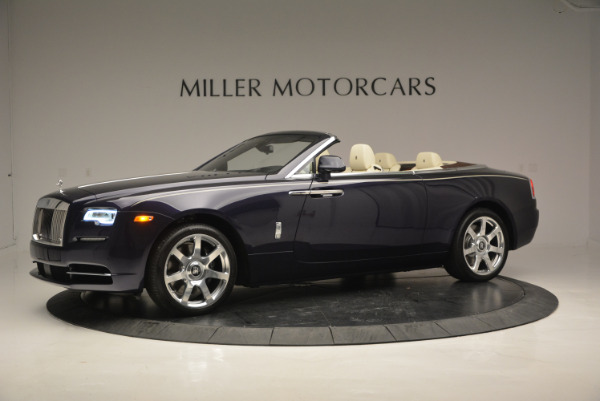 New 2016 Rolls-Royce Dawn for sale Sold at Bugatti of Greenwich in Greenwich CT 06830 4