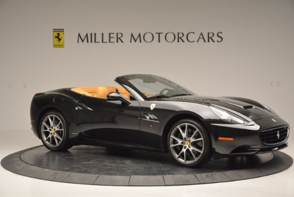 Used 2010 Ferrari California for sale Sold at Bugatti of Greenwich in Greenwich CT 06830 10