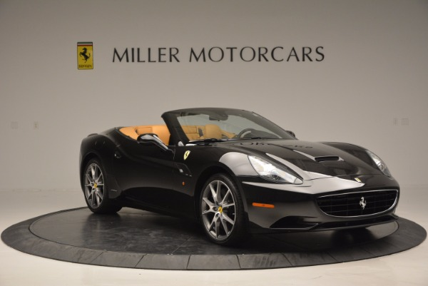 Used 2010 Ferrari California for sale Sold at Bugatti of Greenwich in Greenwich CT 06830 11