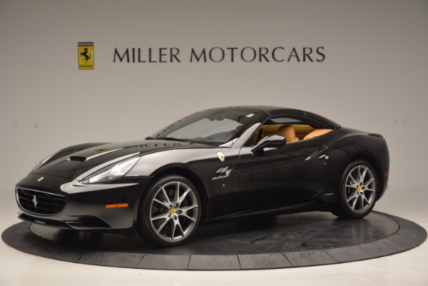 Used 2010 Ferrari California for sale Sold at Bugatti of Greenwich in Greenwich CT 06830 14