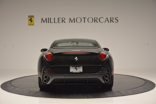 Used 2010 Ferrari California for sale Sold at Bugatti of Greenwich in Greenwich CT 06830 18