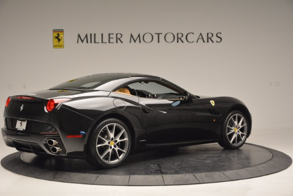 Used 2010 Ferrari California for sale Sold at Bugatti of Greenwich in Greenwich CT 06830 20