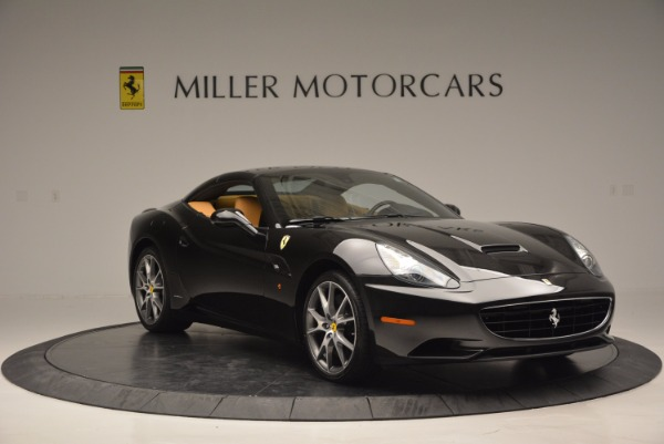 Used 2010 Ferrari California for sale Sold at Bugatti of Greenwich in Greenwich CT 06830 23