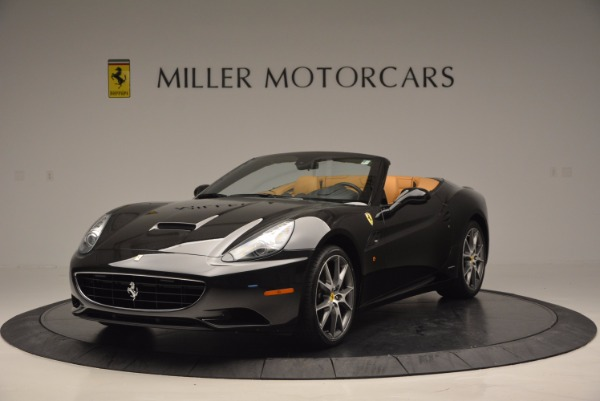 Used 2010 Ferrari California for sale Sold at Bugatti of Greenwich in Greenwich CT 06830 1
