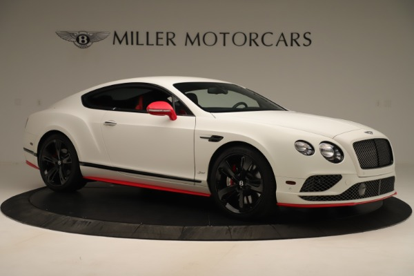 Used 2017 Bentley Continental GT Speed for sale Sold at Bugatti of Greenwich in Greenwich CT 06830 10