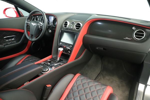 Used 2017 Bentley Continental GT Speed for sale Sold at Bugatti of Greenwich in Greenwich CT 06830 18