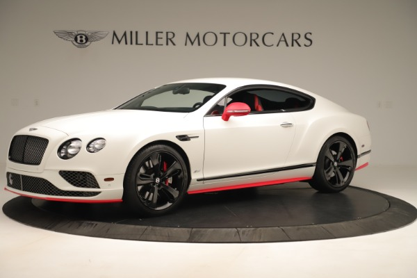 Used 2017 Bentley Continental GT Speed for sale Sold at Bugatti of Greenwich in Greenwich CT 06830 2