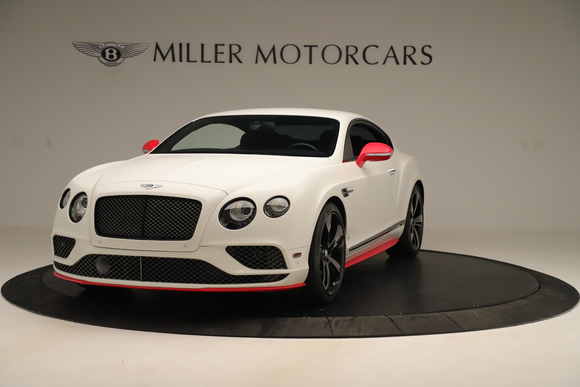 Used 2017 Bentley Continental GT Speed for sale Sold at Bugatti of Greenwich in Greenwich CT 06830 1