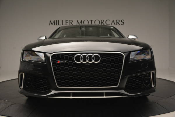 Used 2014 Audi RS 7 4.0T quattro Prestige for sale Sold at Bugatti of Greenwich in Greenwich CT 06830 13