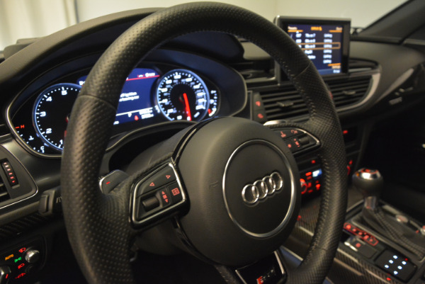 Used 2014 Audi RS 7 4.0T quattro Prestige for sale Sold at Bugatti of Greenwich in Greenwich CT 06830 18