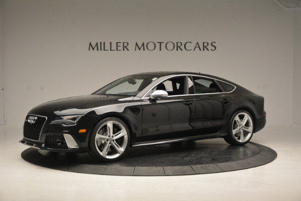 Used 2014 Audi RS 7 4.0T quattro Prestige for sale Sold at Bugatti of Greenwich in Greenwich CT 06830 2
