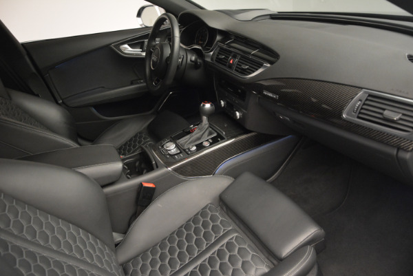 Used 2014 Audi RS 7 4.0T quattro Prestige for sale Sold at Bugatti of Greenwich in Greenwich CT 06830 23