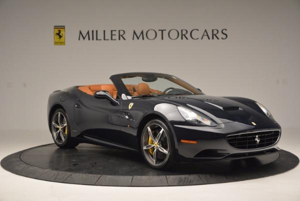 Used 2013 Ferrari California 30 for sale Sold at Bugatti of Greenwich in Greenwich CT 06830 11