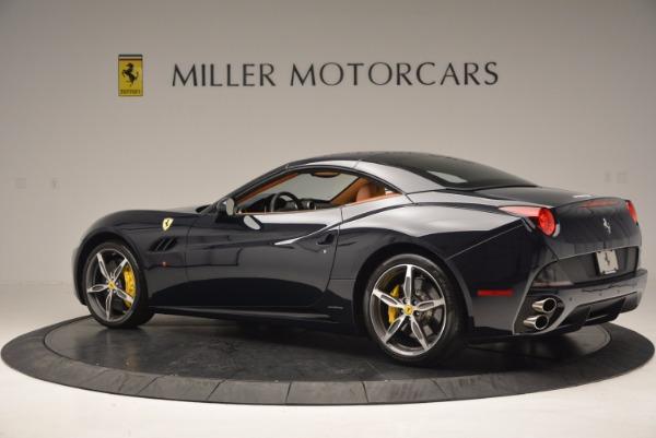 Used 2013 Ferrari California 30 for sale Sold at Bugatti of Greenwich in Greenwich CT 06830 16