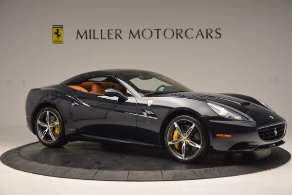 Used 2013 Ferrari California 30 for sale Sold at Bugatti of Greenwich in Greenwich CT 06830 22
