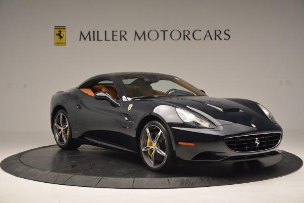 Used 2013 Ferrari California 30 for sale Sold at Bugatti of Greenwich in Greenwich CT 06830 23
