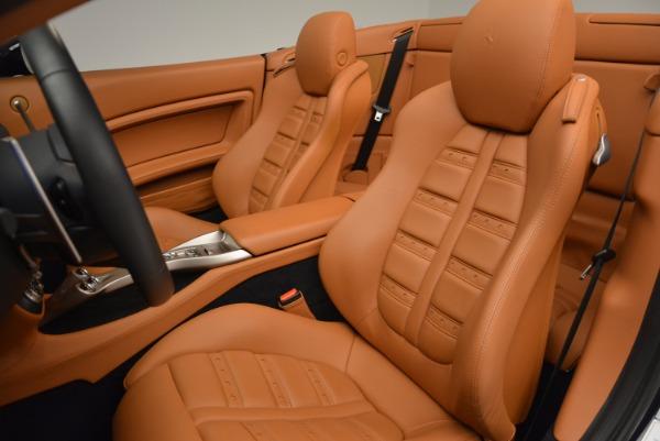 Used 2013 Ferrari California 30 for sale Sold at Bugatti of Greenwich in Greenwich CT 06830 27