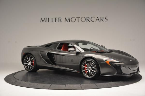 Used 2015 McLaren 650S for sale Sold at Bugatti of Greenwich in Greenwich CT 06830 10